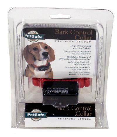 Petsafe bark control blafband 6 niveau's