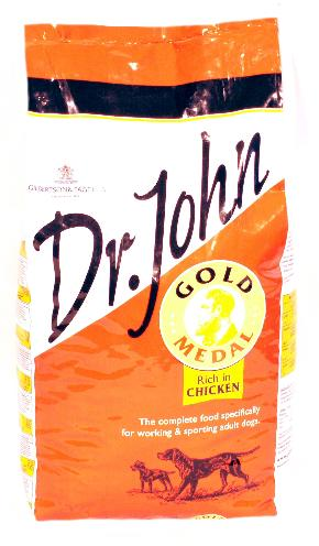 Dr john gold