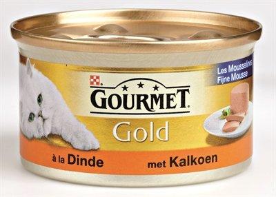 Gourmet gold fijne mousse kalkoen