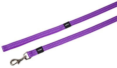 Rogz for dogs snake lijn paars