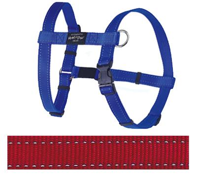 Rogz for dogs fanbelt tuig rood