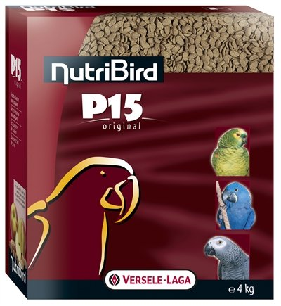 Nutribird p15 original onderhoudsvoeder