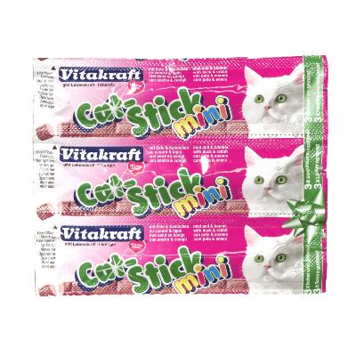 Vitakraft cat-stick mini eend met konijn