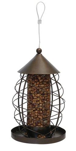 Pindahouder vogel lantaarn antiek