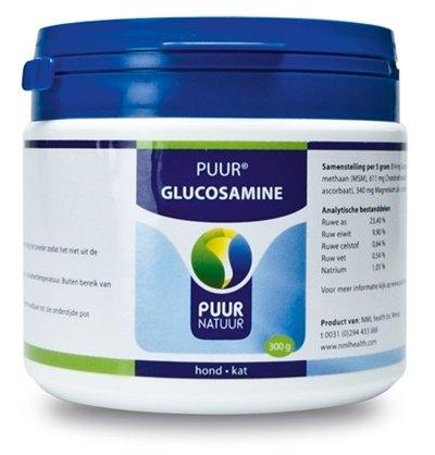 Puur glucosamine voor de hond en kat