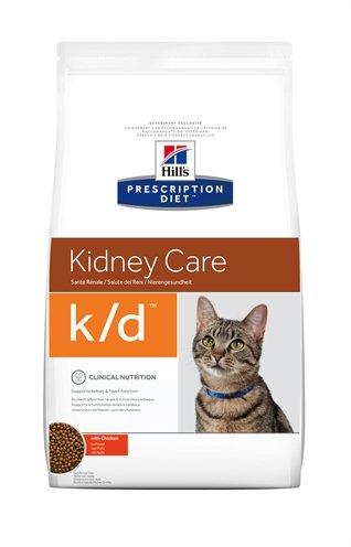Hill's feline k/d