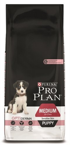Pro plan puppy medium sensitive skin