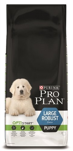 Pro plan puppy large breed robuust kip/rijst