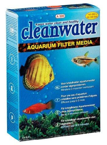 Cleanwater filterkorrels