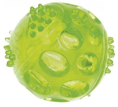 Imac tpr rubber bal met led licht