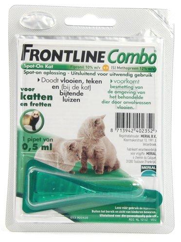 Frontline combo kittenpakket