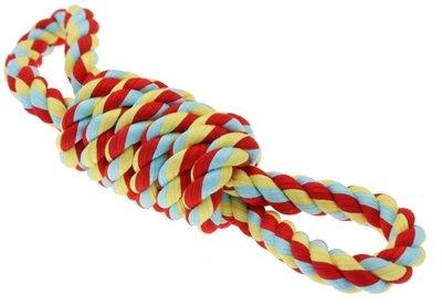 Twist-tee coil 8 vormig touw