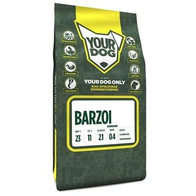 Yourdog barzoi senior