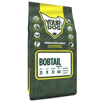 Yourdog bobtail senior