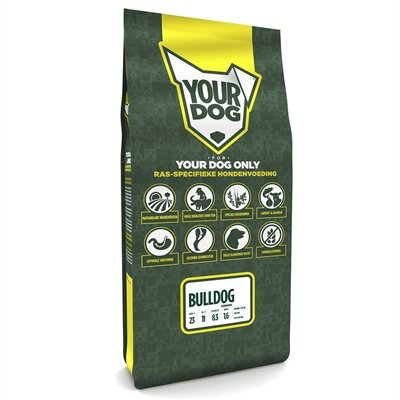 Yourdog bulldog senior