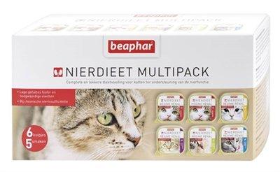 Beaphar nierdieet kat multipack