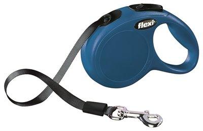 Flexi rollijn classic tape blauw