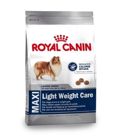 Royal canin maxi light weight