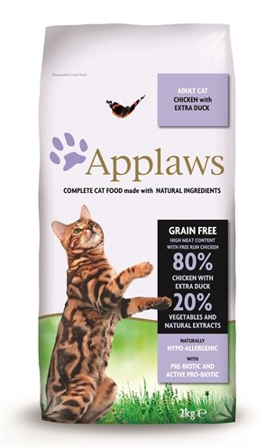 Applaws cat adult chicken / duck