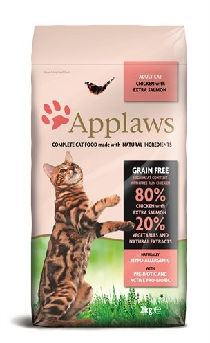 Applaws cat adult chicken / salmon