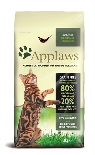 Applaws cat adult chicken / lamb