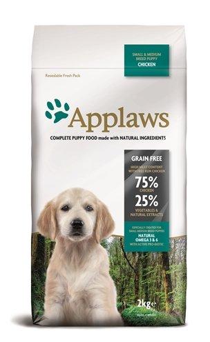 Applaws dog puppy small / medium chicken