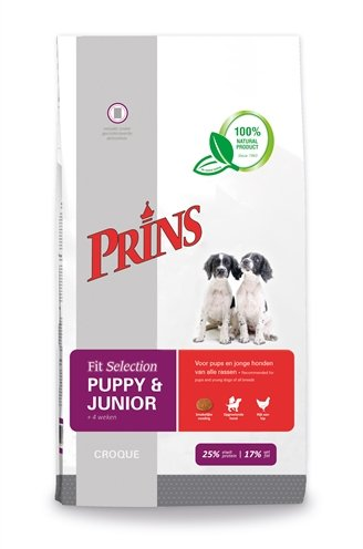 Prins fit selection puppy / junior