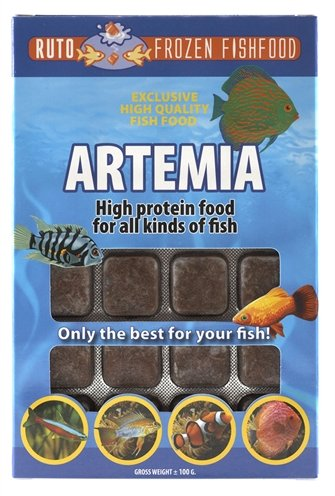 Ruto red label artemia