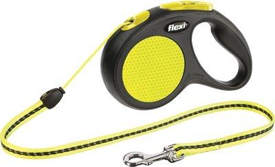 Flexi rollijn new classic cord neon
