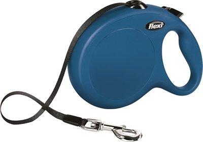 Flexi rollijn new classic tape blauw