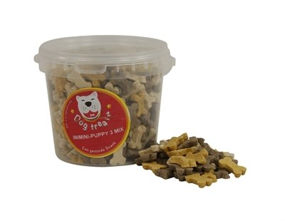 Dog treatz inimini/puppy 3 mix