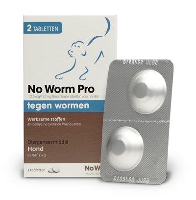 Hond no worm pro