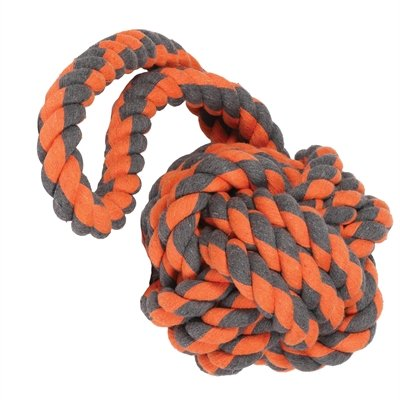 Happy pet nuts for knots extreme bal tugger