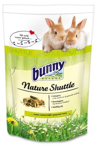 Bunny nature nature shuttle konijn