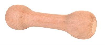 Trixie houten apporteerblok rond