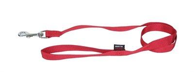 Martin sellier looplijn basic nylon rood