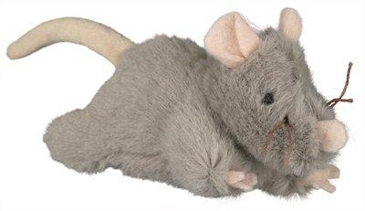 Trixie pluche muis met geluid