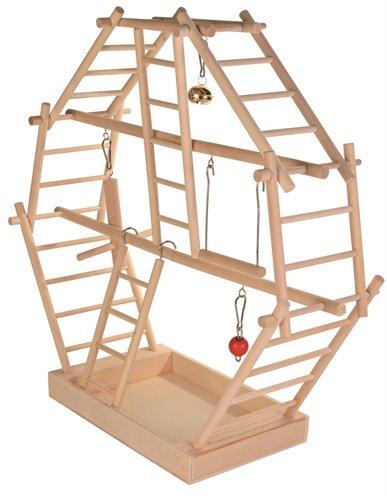 Trixie speelplaats ladder  hout