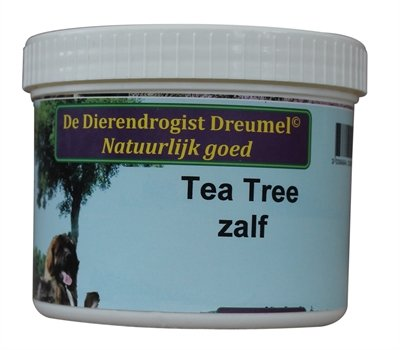 Dierendrogist tea tree zalf