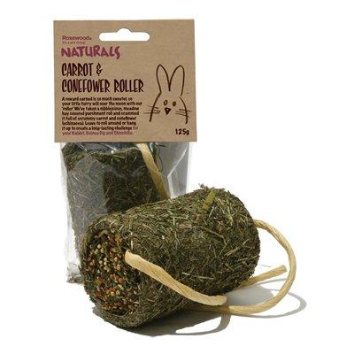 Rosewood naturals knaagrol wortel echinacea