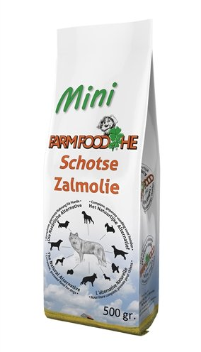 Farm food high energy schotse zalmolie mini