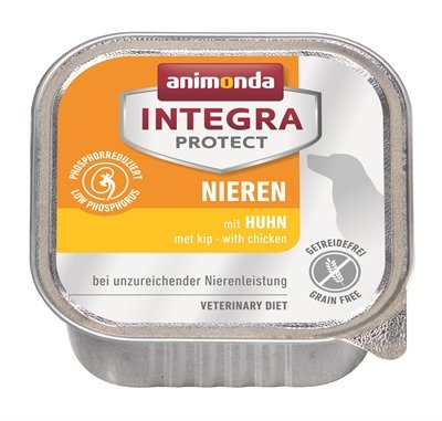 Integra dog nieren chicken