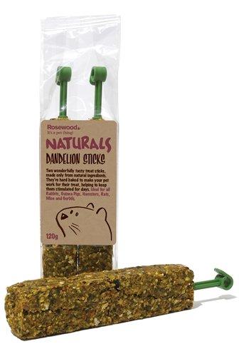 Rosewood naturals paardenbloem sticks