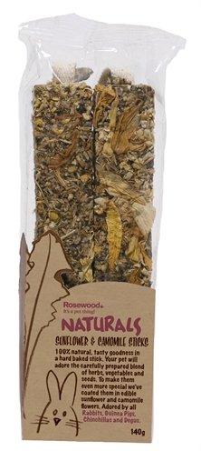Rosewood naturals zonnebloem/kamille sticks
