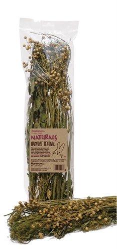 Rosewood naturals oogstfestival met dille/munt/vlas