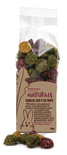 Rosewood naturals kruiden/groenten drops