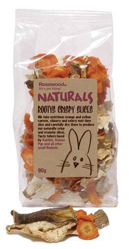 Rosewood naturals wortel/bieten chips