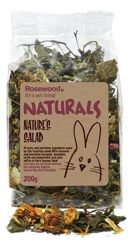 Rosewood naturals natuurlijke salade