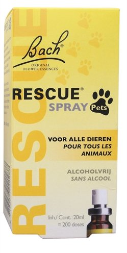 Back rescue spray pets
