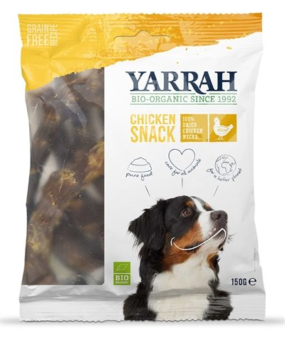 Yarrah dog bio kippennekken